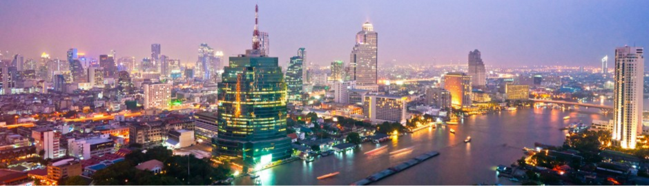 Tour nocturno por Bangkok