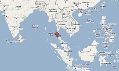 La isla de Phuket