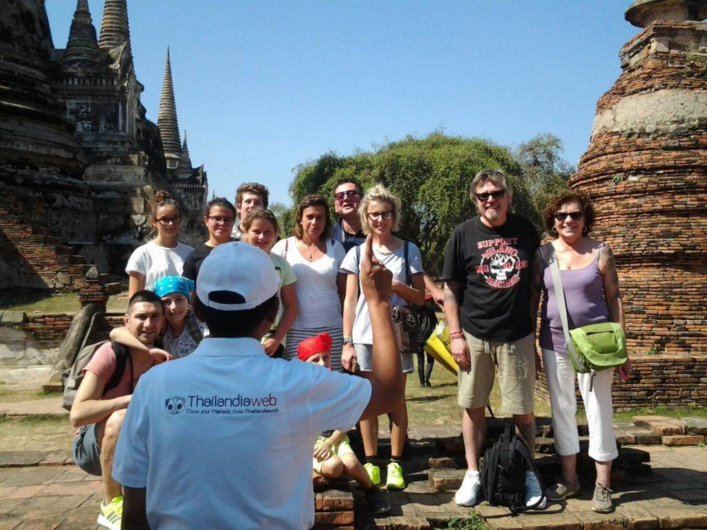 Thailandiaweb tour