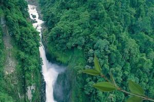 Khao yai cascada