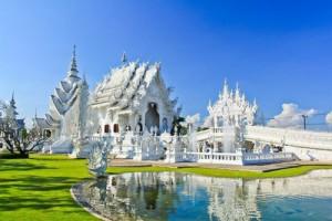 Chiang Rai - El templo blanco