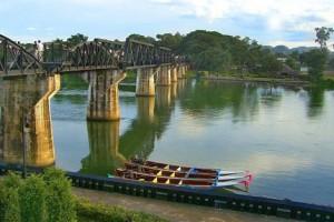 Kanchanaburi viaducto