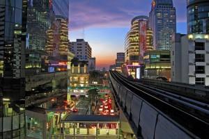 ruta del tren bangkok