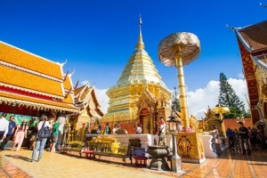 Reliquias Doi Suthep