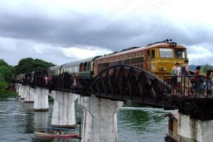 Kanchanaburi train