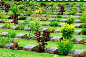 Kanchanaburi Cementerio militar