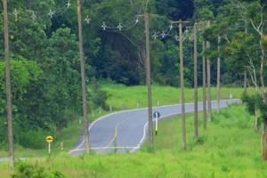 Khao Yai carretera