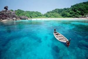 Tour a las islas de Similan