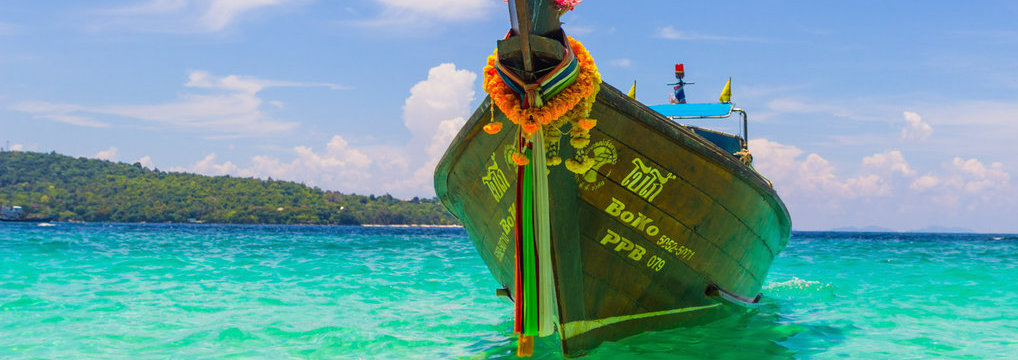 Tour Phi Phi island deluxe