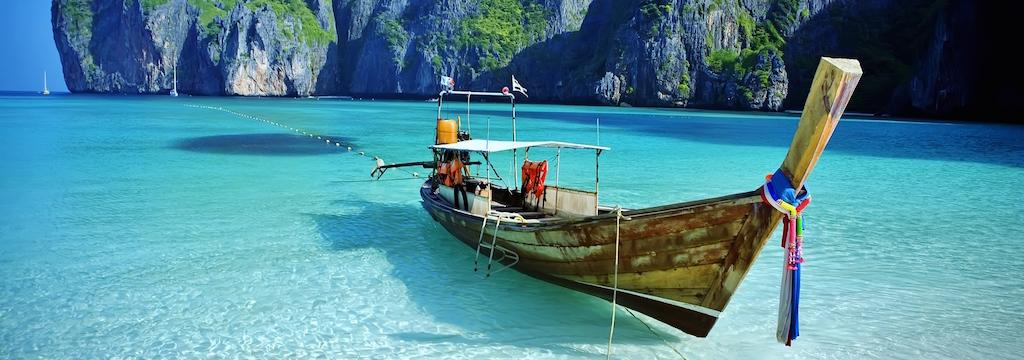 Maya Bay, Koh Phi Phi Ley, Tailandia
